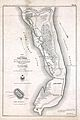 Sketch of the Vicinity of Fort Fisher by Otto Julian Schultze.jpg