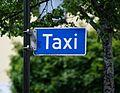 Skilt, taxi.jpg