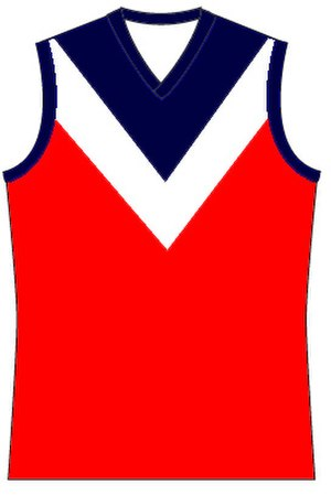 Central Highlands Football League - Image: Skipton Emus Jumper