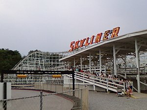 Lakemont Park - Image: Skyliner 01