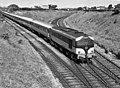 Sligo train at Glasnevin Junction (geograph 2434480).jpg