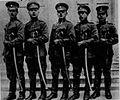 Slovenski vojaki pri 2. konjiškem polku kraljeve garde.jpg
