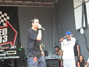 Slug of underground hip hop group Atmosphere