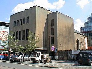 Smíchov Synagogue - Image: Smíchovská synagoga