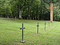 Small German cemetery on Meuse-Argonne battlefield.JPG