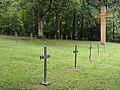 Small German cemetery on Meuse-Argonne battlefield.JPG
