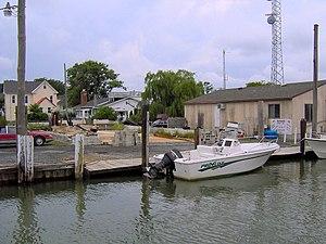 Smith Island, Maryland - Harbor at Ewell