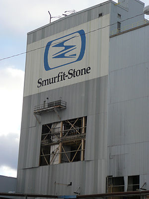 Smurfit-Stone Container - Smurfit-Stone, Frenchtown, Montana