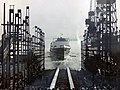 Snaefell is launched at Birkenhead (11-03-1948).JPG
