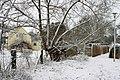 Snow Scene, Watermead, Brockworth - geograph.org.uk - 526047.jpg