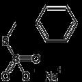 Sodium benzylthiosulfate.png
