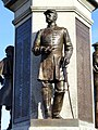 Soldiers and Sailors Monument - sculpture - Lawrence, MA - DSC03561.JPG