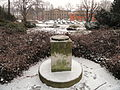Sonnenuhr Rosengarten Stadtpark Görlitz.JPG
