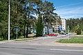Sosny settlement (Minsk, Belarus) — Пасёлак Сосны (Мінск, Беларусь) — Посёлок Сосны (Минск, Беларусь) 01.jpg