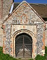 South Porch of St. Gregory's Church - geograph.org.uk - 684784.jpg