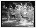 South elevation - Bastrop State Park, Cabin No. 4, Bastrop, Bastrop County, TX HABS TX-3522-4.tif