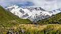 Southern Alps from Kea Point, Aoraki - Mount Cook National Park, New Zealand.jpg