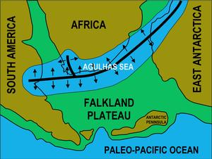 Tectonic evolution of Patagonia