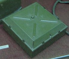 Anti-tank mine - Wikiwand
