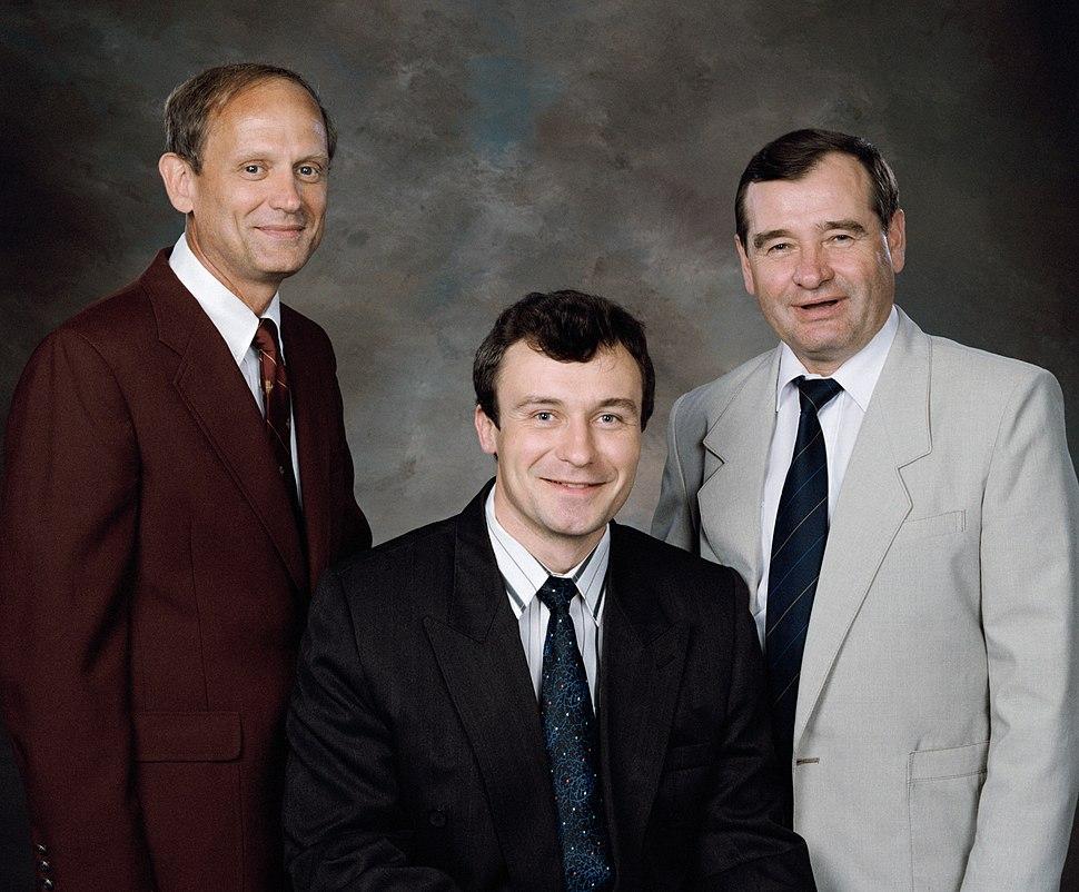 Soyuz TM-21 Crew