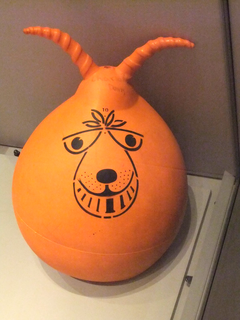 Space hopper Type of Ball