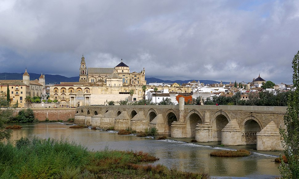 The Roman Bridge over the Guadalquivir and the Mosque–Cathedral of Córdoba