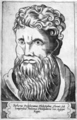 Spherus Bosphoranus - Illustrium philosophorum et sapientum effigies ab eorum numistatibus extractae.png