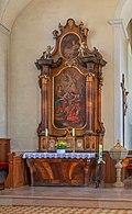St. Andreas - Neudingen - Left side altar.jpg