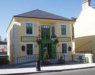 Glenties - St. Connell's Museum