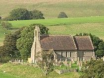 St. Cuthbert's Church, Nether Denton - geograph.org.uk - 1558914.jpg
