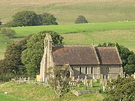 St. Cuthbert's Church, Nether Denton - geograph.org.uk - 1558914.jpg