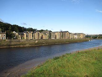 Lancaster, Lancashire - St. George's Quay