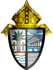St. John Vianney College Seminary Crest.png