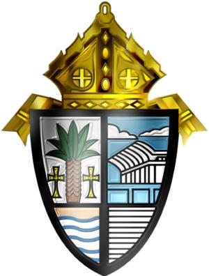 St. John Vianney College Seminary - Image: St. John Vianney College Seminary Crest