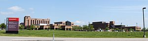 Superior Township, Washtenaw County, Michigan - Image: St. Joseph Mercy Hospital