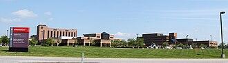 Superior Township, Washtenaw County, Michigan - Image: St. Joseph Mercy Hospital