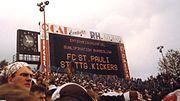 St. Pauli gegen Stuttgarter Kickers