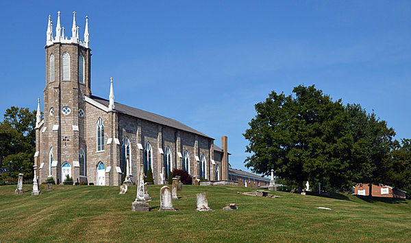 Springfield (KY) United States  City new picture : Roman Catholic monasteries in the United States