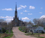 Église Saint-Thomas de Memramcook