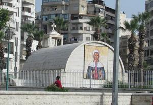 Thecla - St. Thecla Shrine. Latakia, Syria