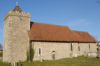 St Helens Church, Hangleton Church