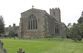 St Lawrence Church, Marston St Lawrence, Northamptonshire - geograph.org.uk - 827610.jpg