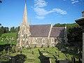 St Mary's church Llanfair P.G. - geograph.org.uk - 2109470.jpg