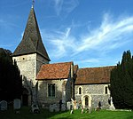 St Mary, Patrixbourne, Kent
