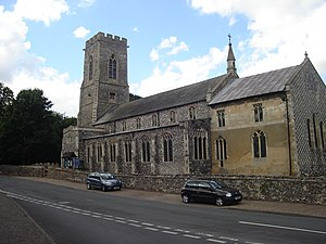 Horsham St Faith - Image: St Mary and St Andrews Church