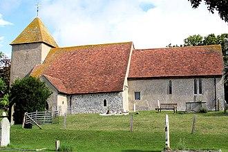 Tarring Neville - Image: St Marys Church, Tarring Neville