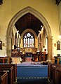 St Michael, Sittingbourne, Kent - East end - geograph.org.uk - 326740.jpg