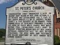 St Peter QMD historical marker.jpg