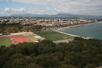 FC Antibes - Stade du Fort Carré