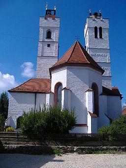 Stadtpfarrkirche Wertingen